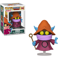 Funko Pop! Television: Masters of the Universe - Orko - Television Gifts