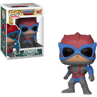 Funko Pop! Television: Masters of the Universe - Stratos - Television Gifts