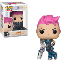 Funko Pop! Games: Overwatch - Zarya - Games Gifts