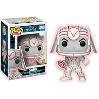Funko Pop! Disney: Tron - Sark (Glow Edition)