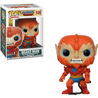 Funko Pop! Masters of the Universe - Beast Man