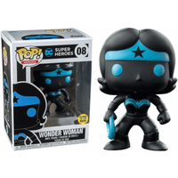 Funko Pop! DC Justice League - Wonder Woman (Glow Edition)