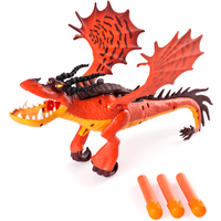 DreamWorks Dragons - Hookfang Blaster with Foam Darts - Darts Gifts