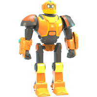 Robozuna Talking Mega Mangle