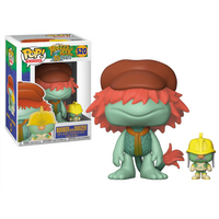 Funko Pop! Television: Fraggle Rock 35th Anniversary - Boober with Doozer - Television Gifts