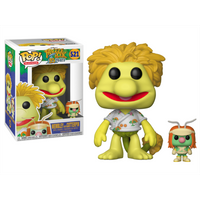 Funko Pop! Television: Fraggle Rock 35th Anniversary - Webley with Cotter pin - Television Gifts