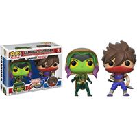 Funko Pop! Games: Marvel vs. Cacom Infinite - Gamora vs Strider