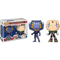 Funko Pop! Games: Marvel vs. Capcom Infinite - Ultron vs Sigma - Games Gifts