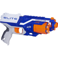 Nerf N-Strike Elite Disruptor and 75 Darts Bundle - Darts Gifts