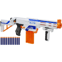 Nerf N-Strike Elite Retaliator and 30 Darts Bundle - Darts Gifts