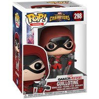 Funko Pop! Games: Marvel Contest Of Champions - Guillotine - Games Gifts