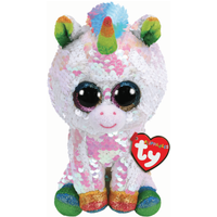 Ty Flippables 15cm Soft Toy - Pixy Unicorn