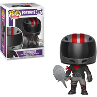 Funko Pop! Games: Fortnite - Burnout - Games Gifts