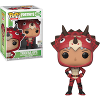 Funko Pop! Games: Fortnite - Tricera Ops - Games Gifts