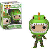 Funko Pop! Games: Fortnite - Rex - Games Gifts
