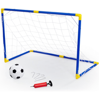 Out and About Mini Football Goal Set