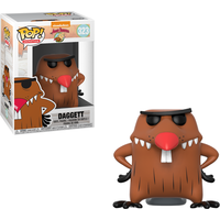 Funko Pop! Television: The Angry Beavers - Dagget - Television Gifts