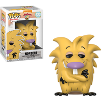 Funko Pop! Television: The Angry Beavers - Norbert - Television Gifts