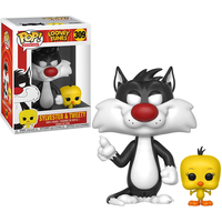 Funko Pop! Television: Looney Tunes - Sylvester and Tweety - Television Gifts