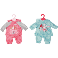 Baby Annabell Baby Suits for 43cm Dolls (Styles Vary, One Supplied) - Dolls Gifts