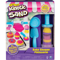 Kinetic Sand Bake Shoppe Patisserie Playset