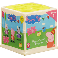 Peppa Pig - Peppa's Secret Surprise - Peppa Pig Gifts