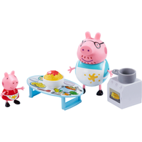 Peppa Pig - Peppa's Messy Kitchen - Peppa Pig Gifts