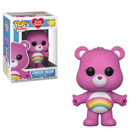 Funko Pop! Animation: Care Bears - Cheer Bear - Bears Gifts