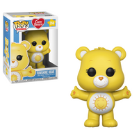 Funko Pop! Animation: Care Bears - Funshine Bear (Styles Vary) - Bears Gifts