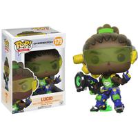 Funko Pop! Games: Overwatch - Lucio - Games Gifts