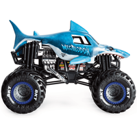 Monster Jam 1:24 Scale Die-Cast Monster Truck (Styles Vary) - Monster Truck Gifts