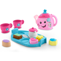 Fisher-Price Laugh & Learn Sweet Manners Tea Set - Laugh Gifts