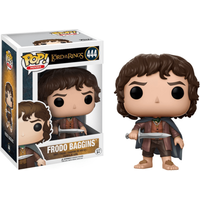 Funko Pop! Movies: Lord Of The Rings - Frodo Baggins (Styles Vary) - Lord Of The Rings Gifts