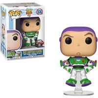 Funko Pop! Disney Pixar: Toy Story 4 - Buzz Lightyear (UK Exclusive) - Buzz Lightyear Gifts