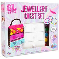 GL Style Design Your Own Jewellery Box - Jewellery Box Gifts