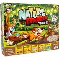 Weird Science - Nature Explorer Tracking Kit - Science Gifts