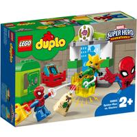 LEGO Duplo Marvel Spider-Man vs. Electro - 10893 - Duplo Gifts