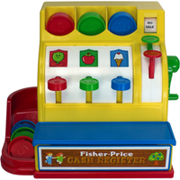 Fisher-Price Classic Toys - Cash Register - Fisher Price Gifts
