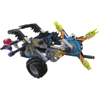 K'NEX X Battlers - X-Saw Attacker Building Set - Knex Gifts