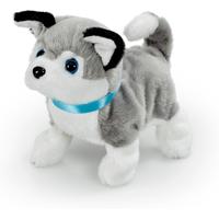 Pitter Patter Pets Playful Puppy Pal - Grey Husky