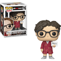 Funko Pop! Television: The Big Bang Theory - Leonard Hofstadter - Big Bang Theory Gifts