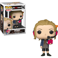 Funko Pop! Television: The Big Bang Theory - Penny - Big Bang Theory Gifts