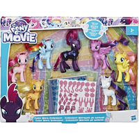 My Little Pony Movie - Cutie Mark Collection Figures - My Little Pony Gifts