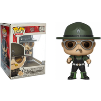 Funko Pop! WWE: WWE - Sgt. Slaughter - Wwe Gifts