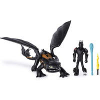 DreamWorks Dragons: The Hidden World - Hiccup and Toothless