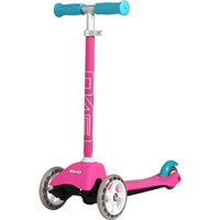 Evo 3 Wheeled Mini Cruiser Scooter - Pink - Scooter Gifts