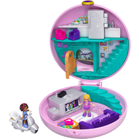 Polly Pocket World - Donut Pyjama Party - Polly Pocket Gifts