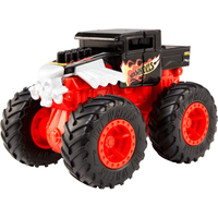 Hot Wheels Monster Trucks Bash-Ups - Bone Shaker - Trucks Gifts