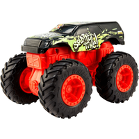 Hot Wheels Monster Trucks Bash-Ups - Splatter Time - Trucks Gifts