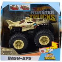 Hot Wheels Monster Trucks Bash-Ups - Leopard Shark - Trucks Gifts